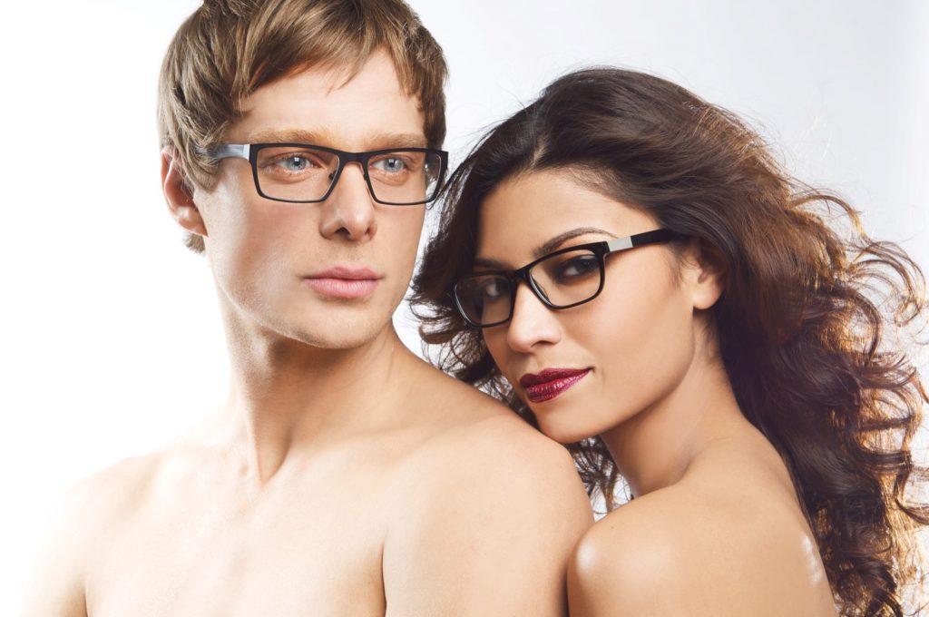 Pregled vida očala za daljavo in očala za branje