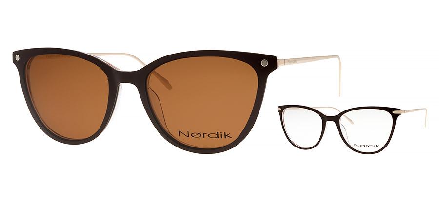 Korekcijska sončna očala clip